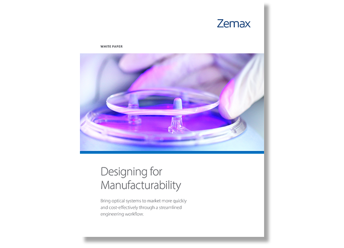 Designing for Manufacturability