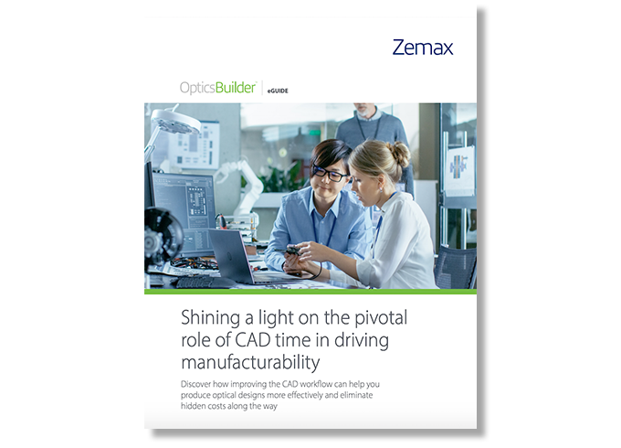 Shining a light on the pivotal role of CAD time in driving manufacturability