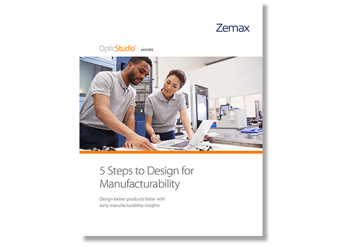 5 Steps to Design for Manufacturability
