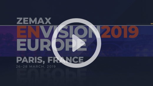 CEO Invite to ENVISION Europe 2019
