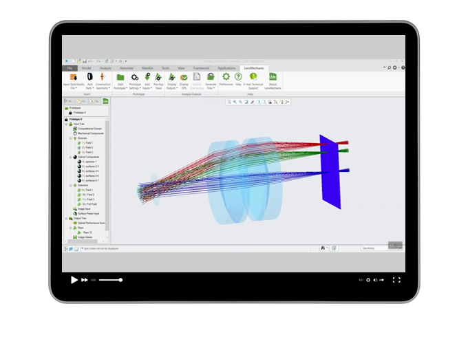 See how LensMechanix streamlines your workflow in Creo