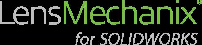 LensMechanix for SolidWorks - Zemax