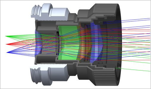 Leading Optical Product Design Software for Engineering Teams - Zemax