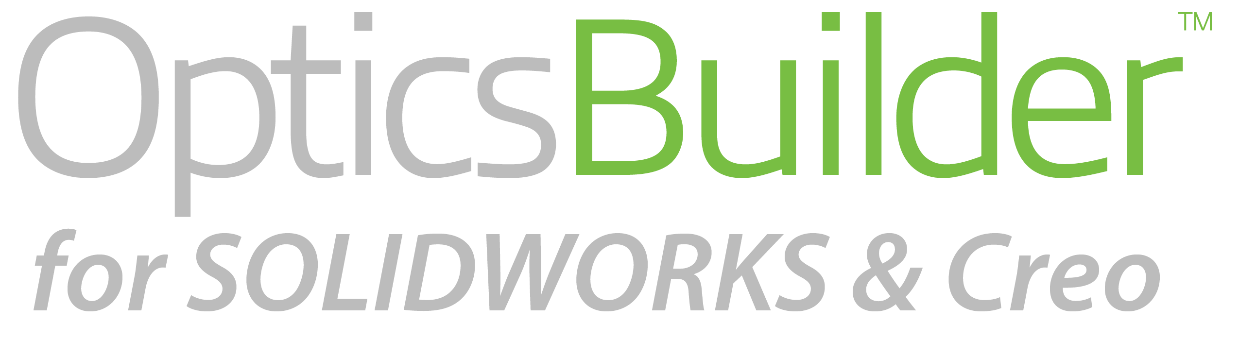 OpticsBulder for Solidworks and Creo