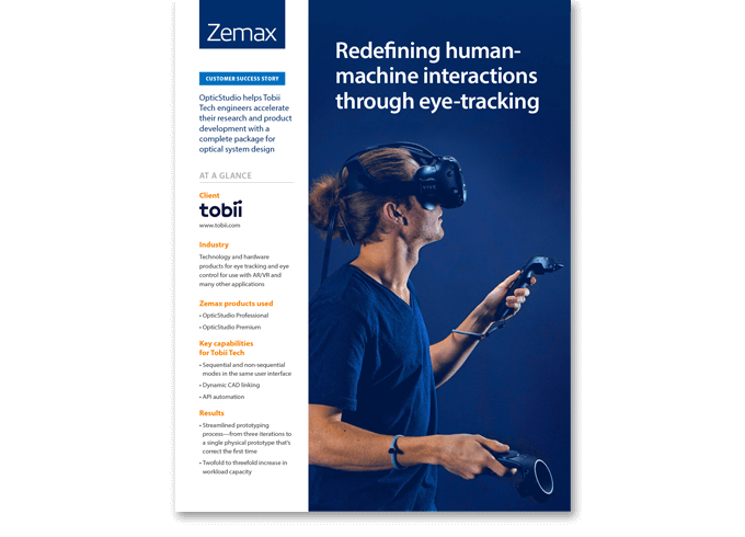 Redefining human-machine interactions through eye tracking